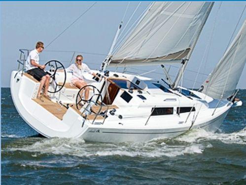 Segelboot Hanse 315 (2017)
