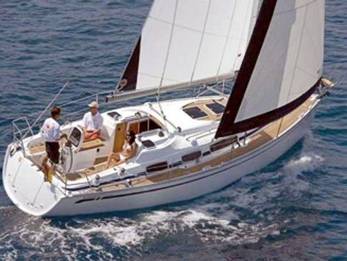Segelboot Bavaria Cruiser 31 (2008)
