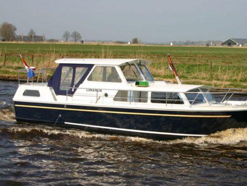 Motorboot Tjeukemeer 900 (1974)