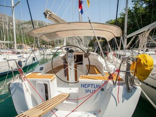 Segelboot Hanse 355 (2011)