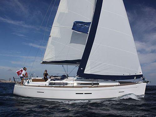 Zeilboot Dufour 405 (2010)