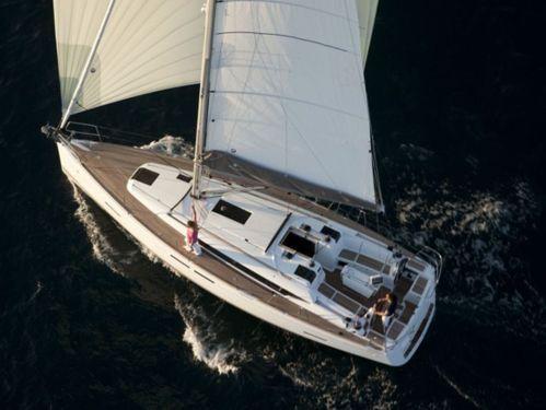 Segelboot Jeanneau Sun Odyssey 409 (2013)