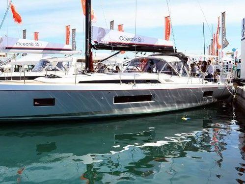 Sailboat Beneteau Oceanis 51.1 (2018)