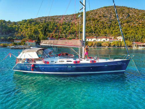 Segelboot Beneteau Oceanis 473 (2008)