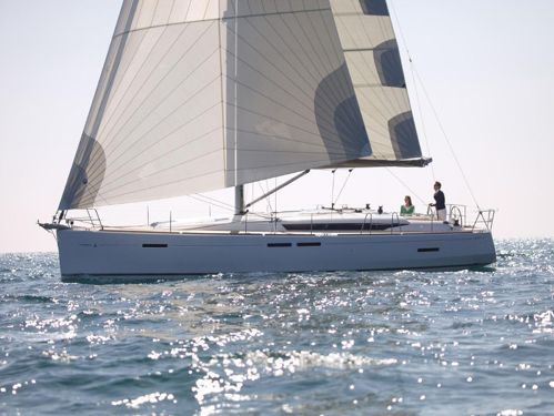 Segelboot Jeanneau Sun Odyssey 449 (2019)