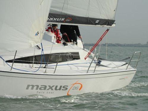 Segelboot Maxus 26 (2019)