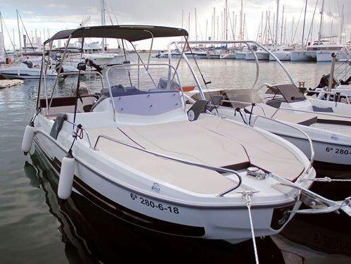 Sportboot Beneteau Flyer 6.6 Sundeck (2018)