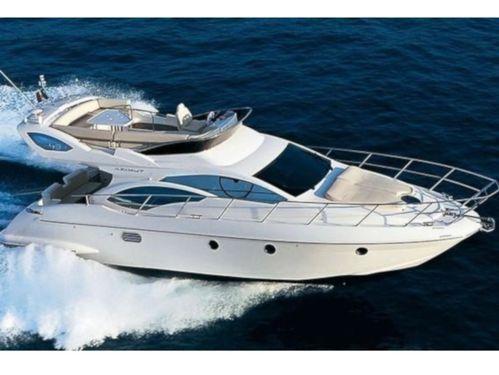 Motor boat Azimut 43 Fly (2007)