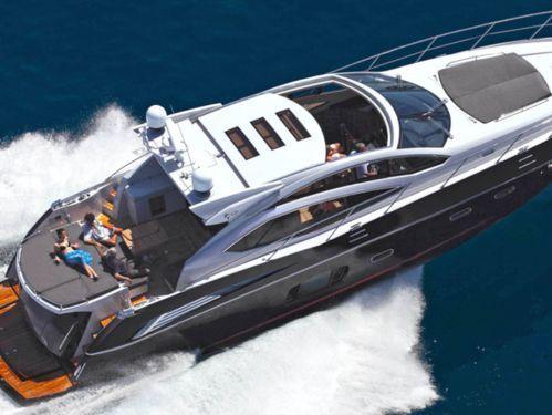 Motor boat Sunseeker Predator 64 (2011)