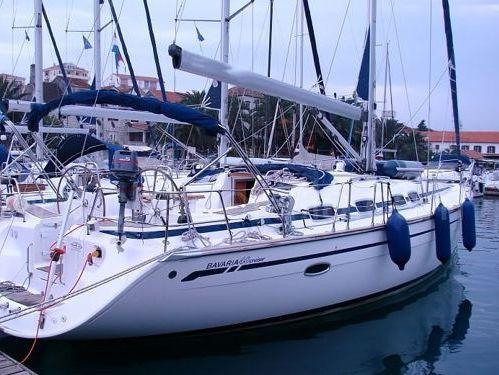 Sailboat Bavaria 46 (2005)
