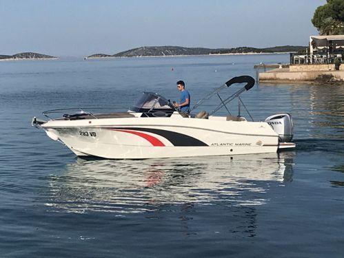 Motorboot Atlantic Marine Sun Cruiser 690 (2018)