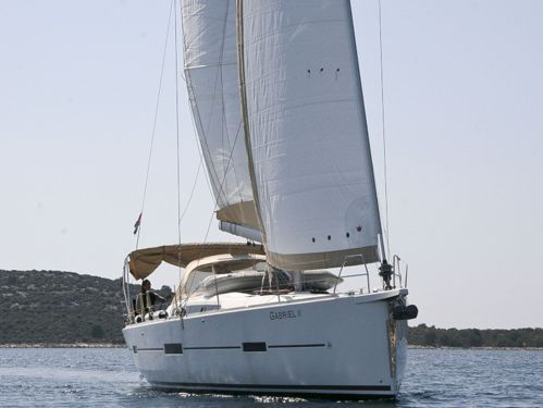 Sailboat Dufour 460 Grand Large (2016)