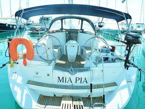 Segelboot Jeanneau Sun Odyssey 42i (2006)