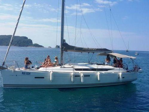 Sailboat Jeanneau Sun Odyssey 409 (2011)