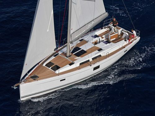 Segelboot Hanse 455 (2018)