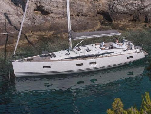 Segelboot Jeanneau Sun Odyssey 54 (2019)