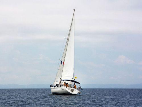 Segelboot Bavaria Cruiser 38 (2004)