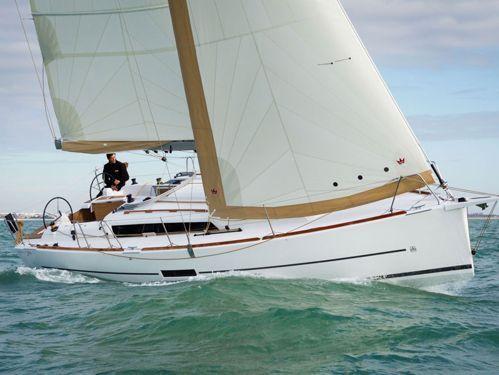 Sailboat Dufour 350 Grand Large (2017)