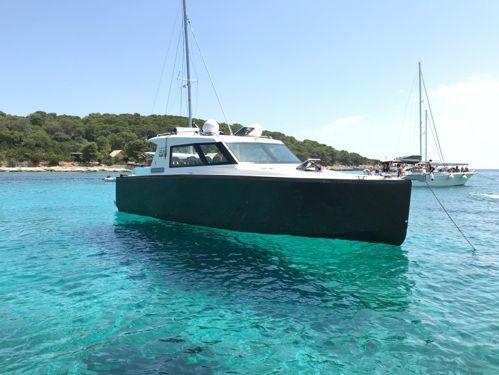 Motorboot Aliskaf 37 (2019)