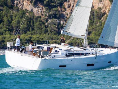 Sailboat Dufour 43 Classic (2019)