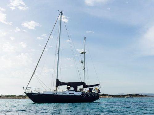 Sailboat A Vela Ketch (1985)