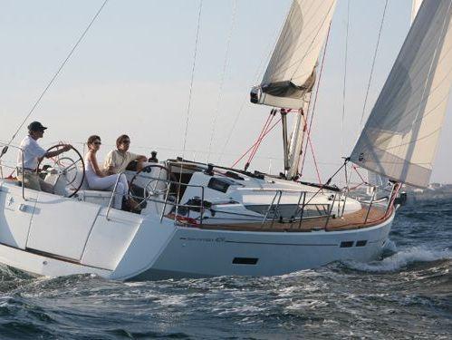 Segelboot Jeanneau Sun Odyssey 409 (2011)