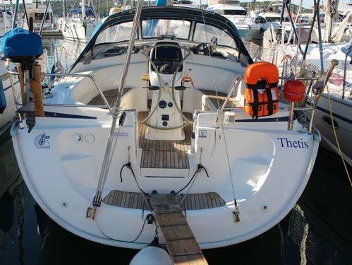 Segelboot Bavaria Cruiser 39 (2007)