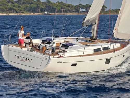 Segelboot Hanse 455 (2016)