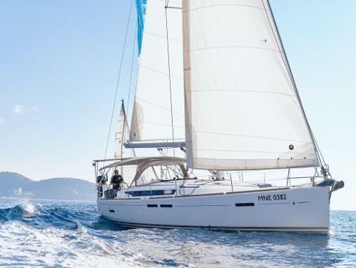 Sailboat Jeanneau Sun Odyssey 439 Performance (2014)