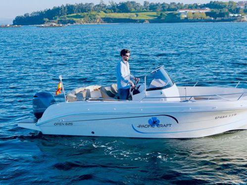 Speedboat Pacific 625 Open (2019)