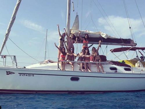 Sailboat Dufour Gib Sea 37 (2003)