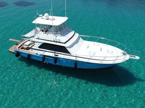 Motorboot Bertram 46.6 Convertible Flybridge (2006)
