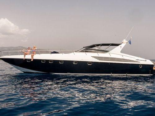 Motorboot Alfamarine 58 (2006)