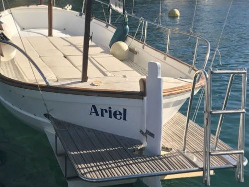 Motor boat Llaut Ferrer Roselló 32 (2000)