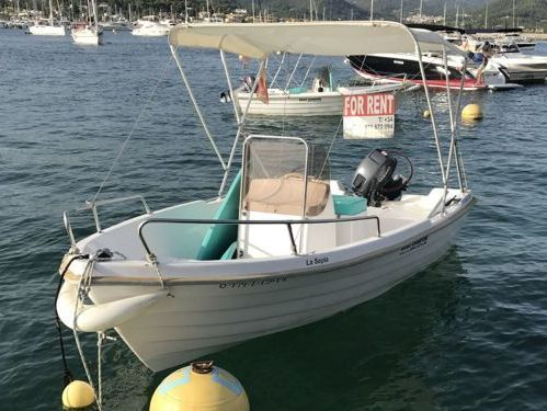 Speedboat Estable 415 (2014)