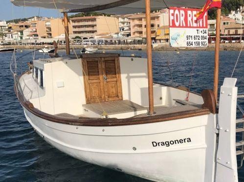 Motor boat Menorquin Capeador 36 (2000)