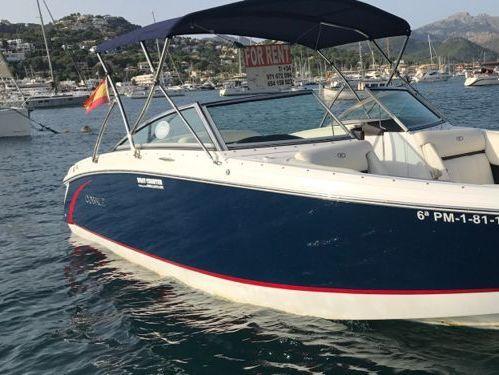 Motor boat Cobalt R5 (2015)