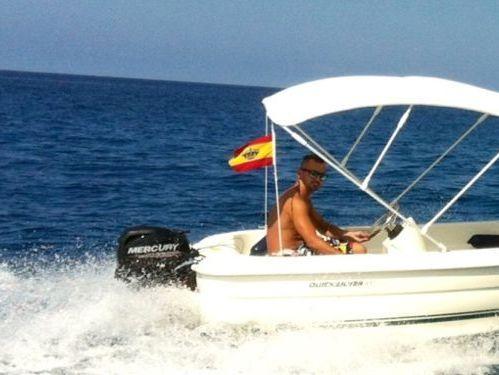 Sportboot Quicksilver 410 (2012)