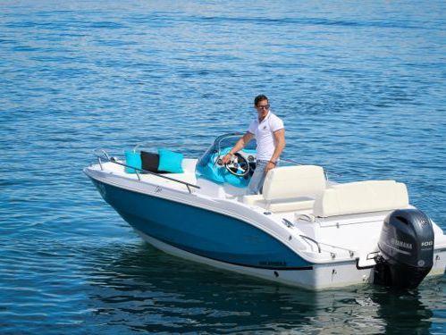 Motorboot Sessa Key Largo (2020)