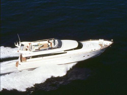 Motorboot Nelson 25 Flybridge (2000)