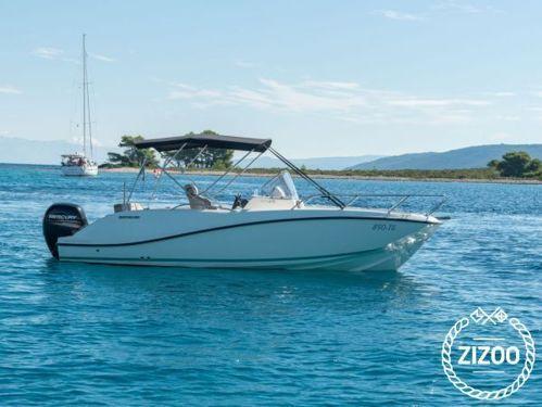 Speedboat Quicksilver Activ 675 Open (2013)