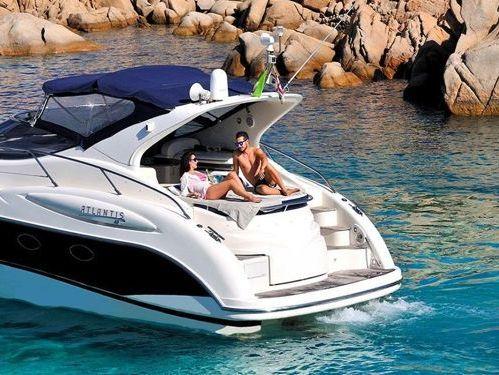 Motorboot Atlantis 42 (2006)