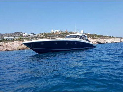 Motor boat Baia Azzurra 63 (2002)