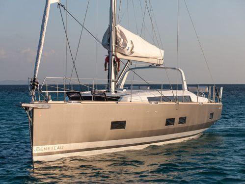 Zeilboot Beneteau Oceanis 55 (2015)