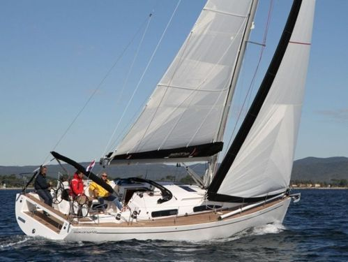 Segelboot Salona 41 Performance (2013)