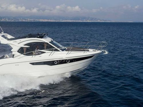 Motorboot Galeon 330 Fly (2008)
