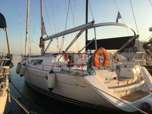 Sailboat Jeanneau Sun Odyssey 39i (2008)