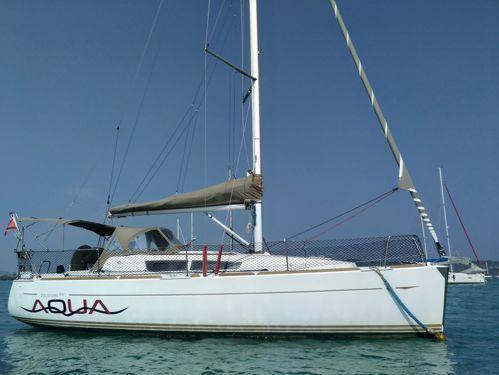 Sailboat Jeanneau Sun Odyssey 33 i (2013)