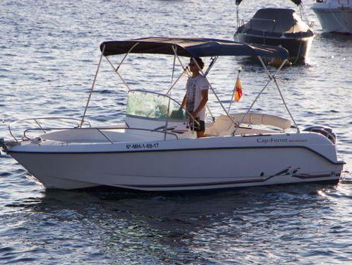 Motorboot Ferretti 650 Open (2009)