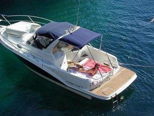 Motor boat Jeanneau Cap Camarat 10.5 WA (2012)